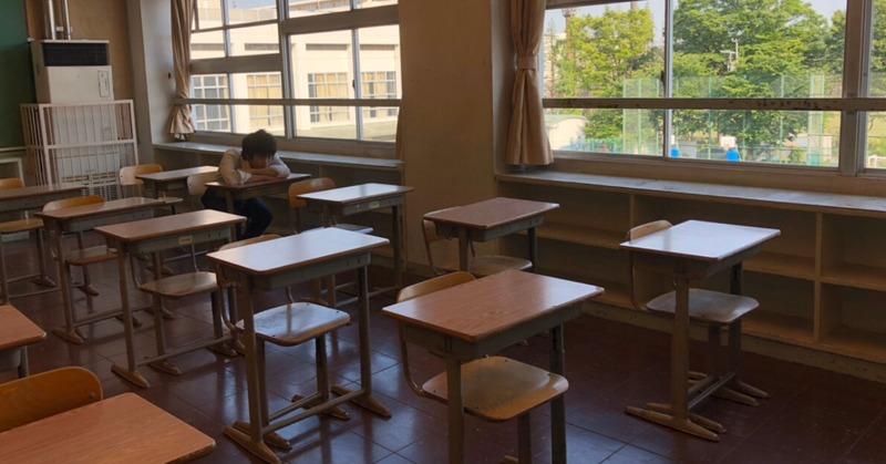 感覚過敏があると教室は苦痛がいっぱいです。
